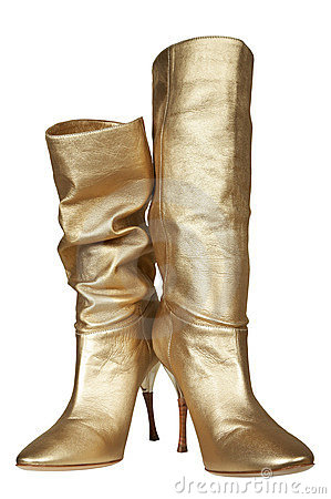 Free Female Boots Stock Images - 3016504