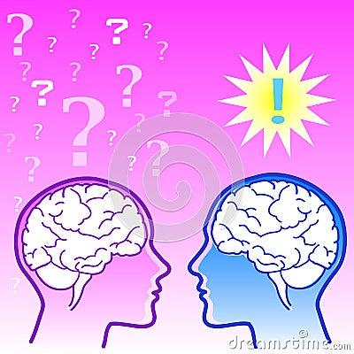 Female brain vs male brain