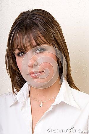 Free Female Business Headshot - People Series Stock Photos - 4556833