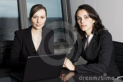 Female Businessteam