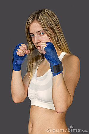 Female Cardio Boxing