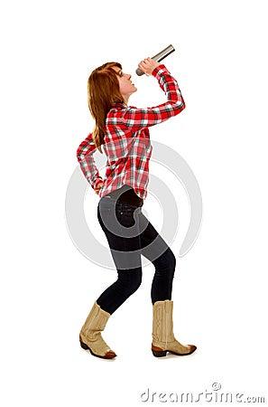 Female Country Singer