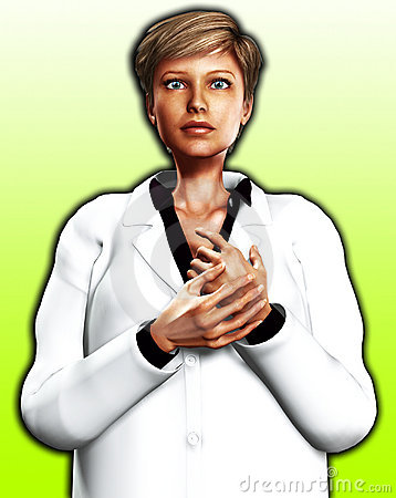 Female Doctor