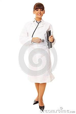 Free Female Doctor Stock Photos - 6056843
