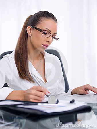 Free Female Doctor Royalty Free Stock Photography - 6383087