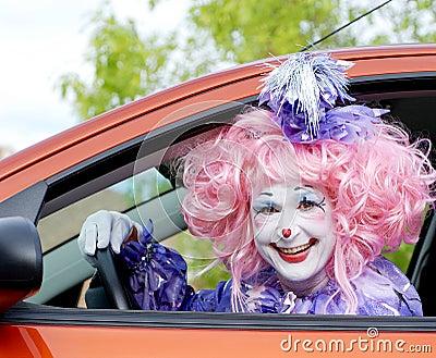 Female Fairy Clown