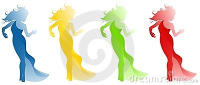 Female Fashion Clip Art