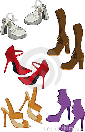 Female footwear
