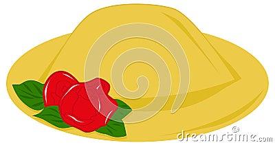 Female hat
