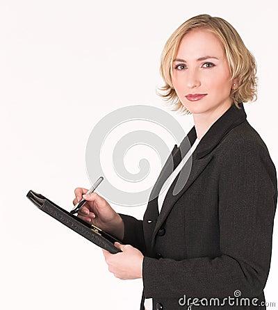 Female inspector #9