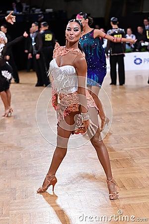 Latin Female Dancers 85