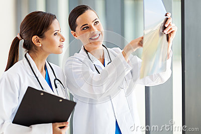 Female medical doctors