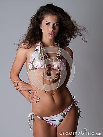 Female model 14