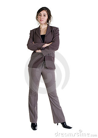 More similar stock images of ` Female model in Business Casual clothes