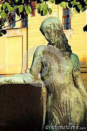 Female monument