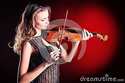 Female musician
