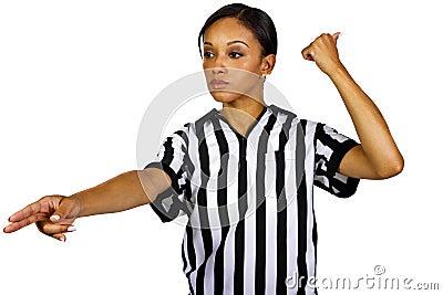 Female Referee