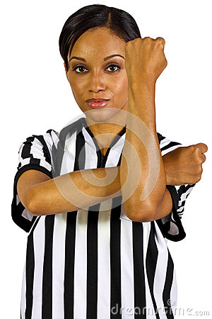 Female Referee