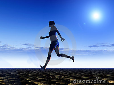 Female Runner 15