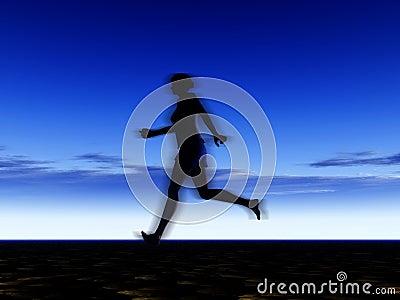 Female Runner 20