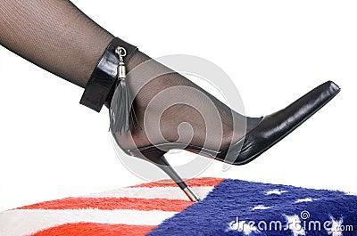 female shoe