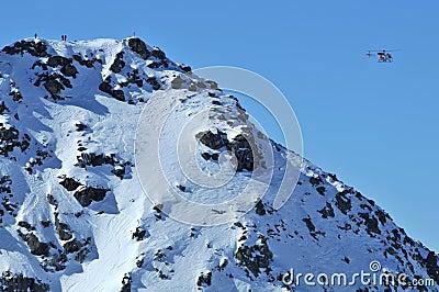 Female skier in 2009  extreme world