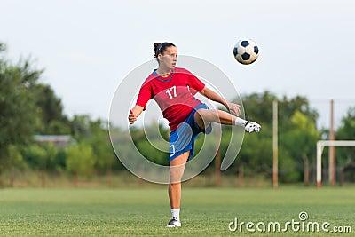 Female soccer