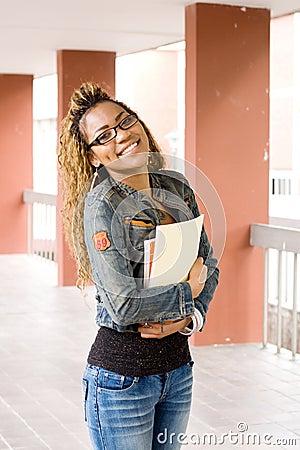Free Female Student Stock Image - 6317971