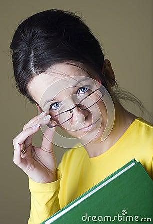 Free Female Teacher Royalty Free Stock Image - 4993916