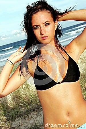 Free Female Teenage Model Stock Photo - 112340