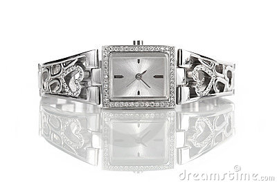 Female wrist watch
