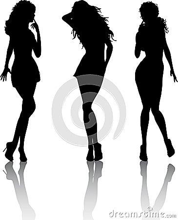 Free Females Stock Image - 1936801