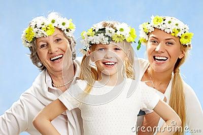 Feminine ages