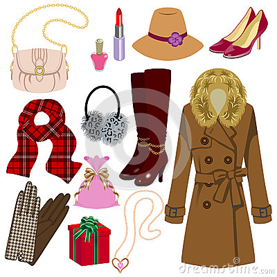 Feminine fashion item,Winter and Autumn