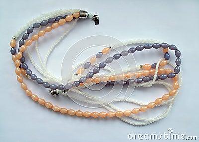 Feminine  jewellery.