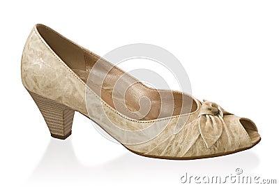 Feminine loafer
