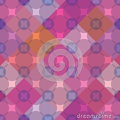 Feminine Rhombus Seamless Pattern_eps