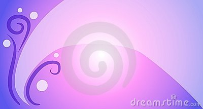 Feminine Swoosh Background 2