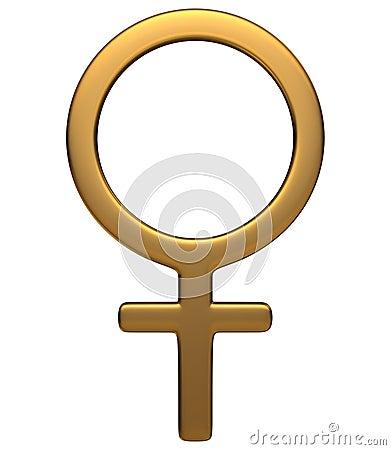 Feminine symbol