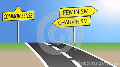 Feminism and chauvinism