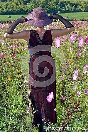 Feminity in flowers
