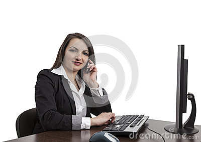 Femme d affaires