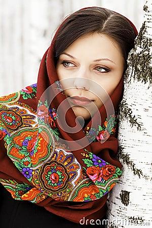 Femme russe x