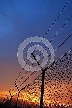 Free Fence Royalty Free Stock Image - 2418026