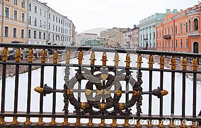 Fence of the Bridge