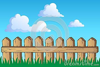 Fence theme image 1
