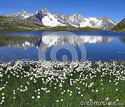 Fenetre Lakes 5, European Alps