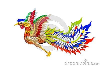 Feng Huang chinese Phoenix