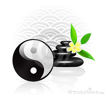 Feng Shui background