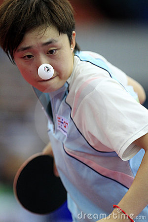 FENG Tianwei (SIN) Editorial Stock Image